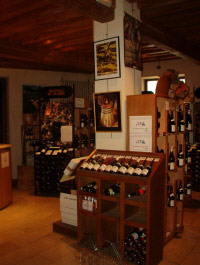 One of the most beautiful and most major bookstores in Beaune is the wine