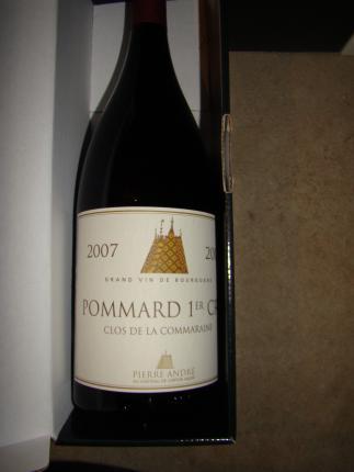 Pommard Premier Cru  Clos de la Commaraine
