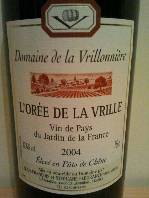 Vin de pays du Jardin de la France