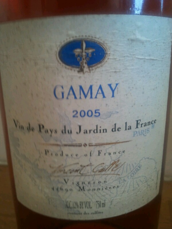 Gamay Rose