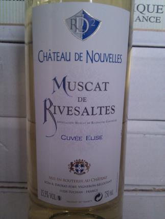 Muscat de Rivesaltes