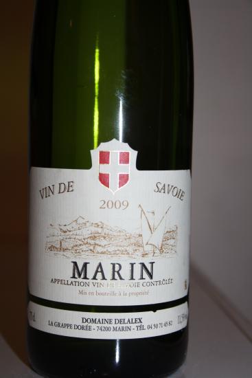 Vin-de-Savoie Marin