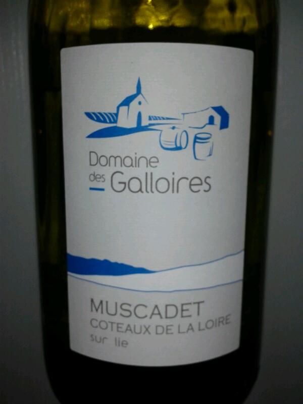 Muscadet -Coteaux-de-la-Loire