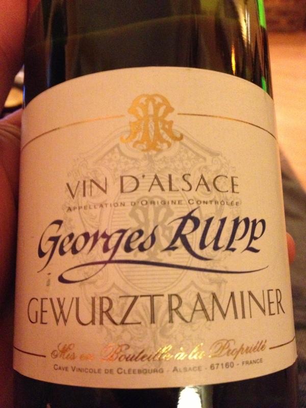 Vin d'Alsace