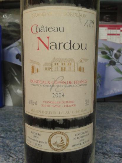 Bordeaux-Côtes de Francs