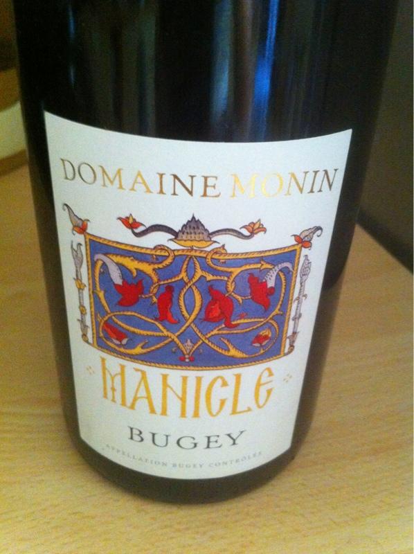 Vin du Bugey Manicle
