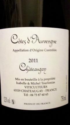 Côtes-d'Auvergne-Chateaugay