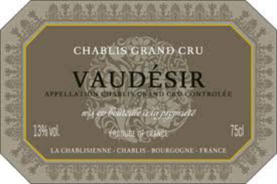 Chablis Grand Cru Vaudésir