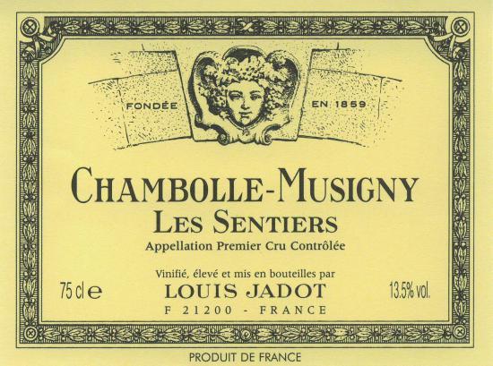 Chambolle-Musigny Premier Cru