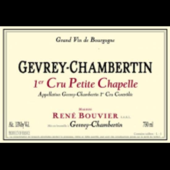 Gevrey-chambertin Premier Cru Petite Chapelle