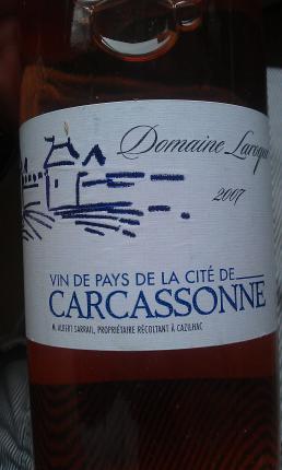 Vin de pays de la cité de Carcassonne