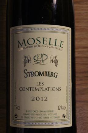 Vin de pays AOC de Moselle