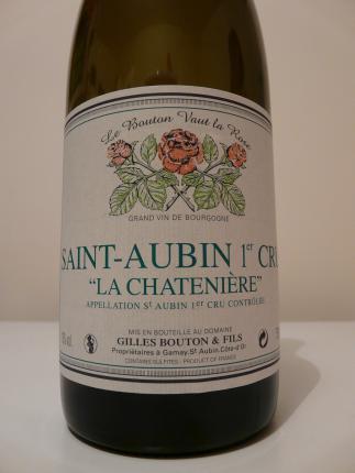 Saint-Aubin Premier Cru  La Chatenière