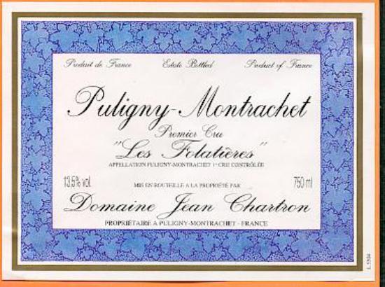 Puligny-Montrachet Premier Cru  Le Cailleret