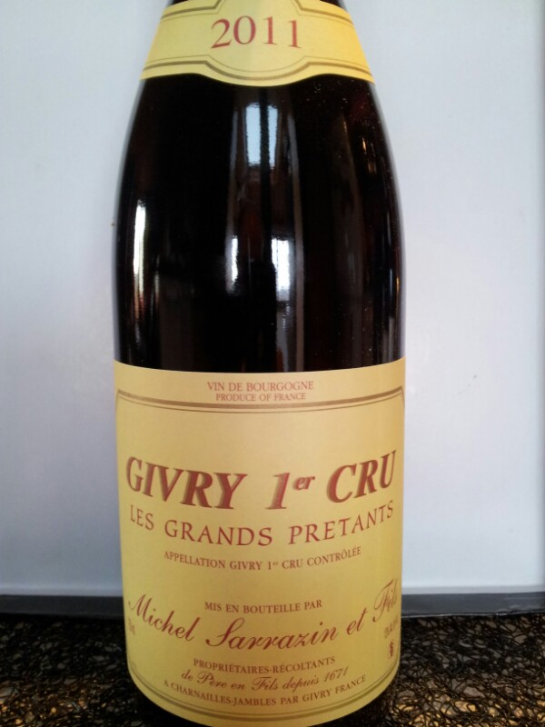 Givry Premier Cru