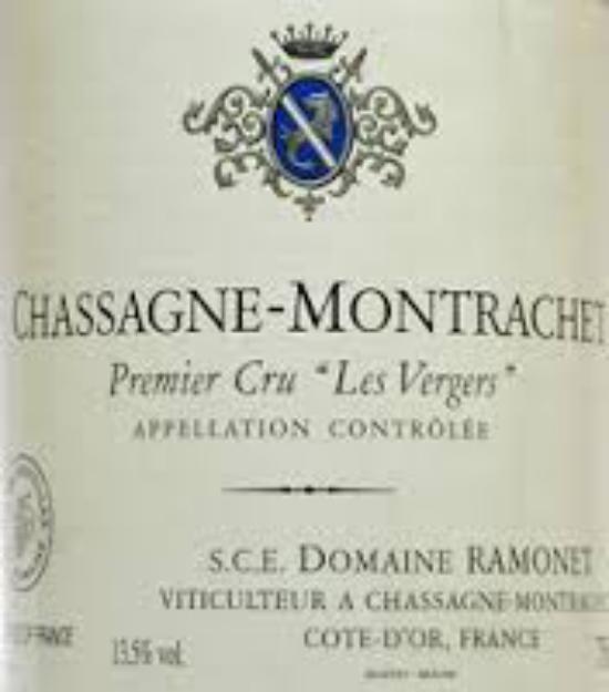 Chassagne-montrachet Premier Cru Les Vergers
