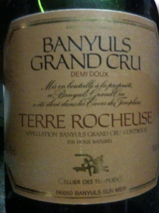 Banyuls Grand Cru