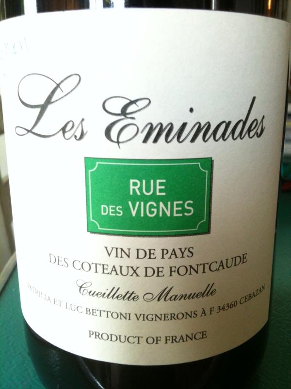Vin de pays des Coteaux de Fontcaude
