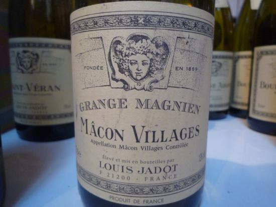 Mâcon-Villages