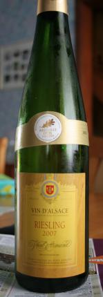 Alsace Riesling