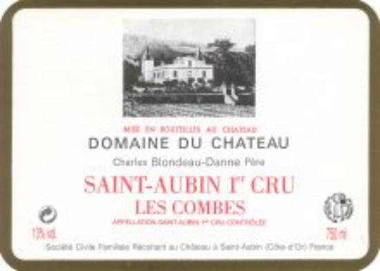 Saint-Aubin Premier Cru  Les Combes