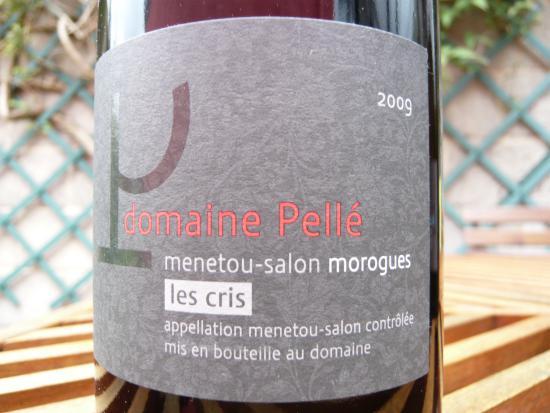Menetou-Salon Morogues