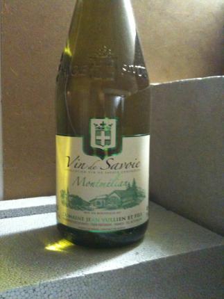 Vin-de-Savoie Montmélian