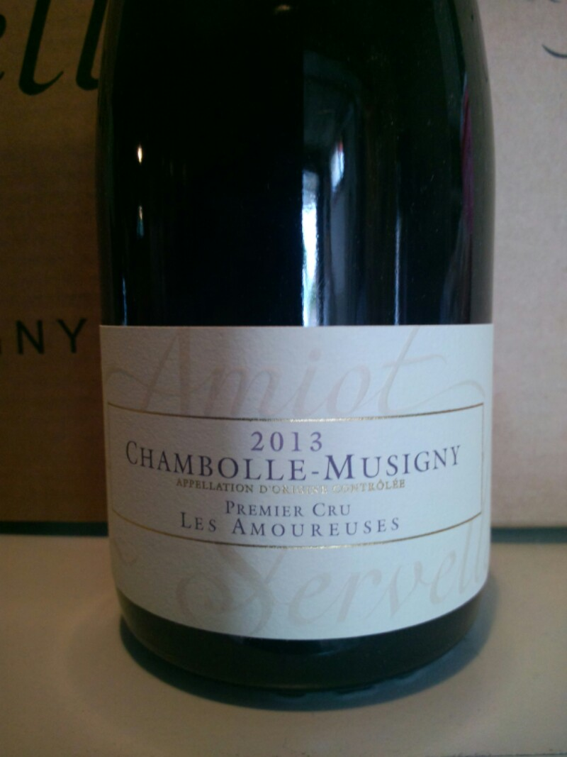 Chambolle-Musigny Premier Cru Les Amoureuses