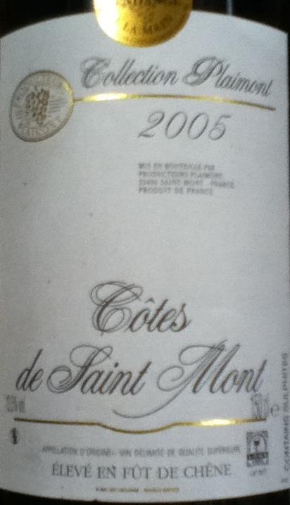 Côtes-de-Saint-Mont