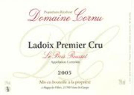 Ladoix Premier Cru  Bois Roussot