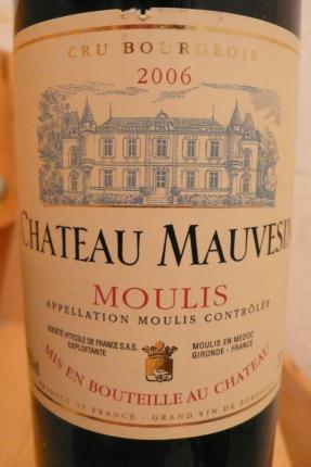 Moulis (ou Moulis-En-Médoc)