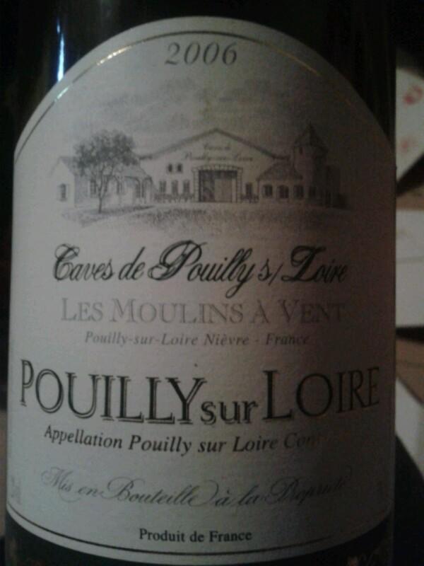 Pouilly-sur-Loire