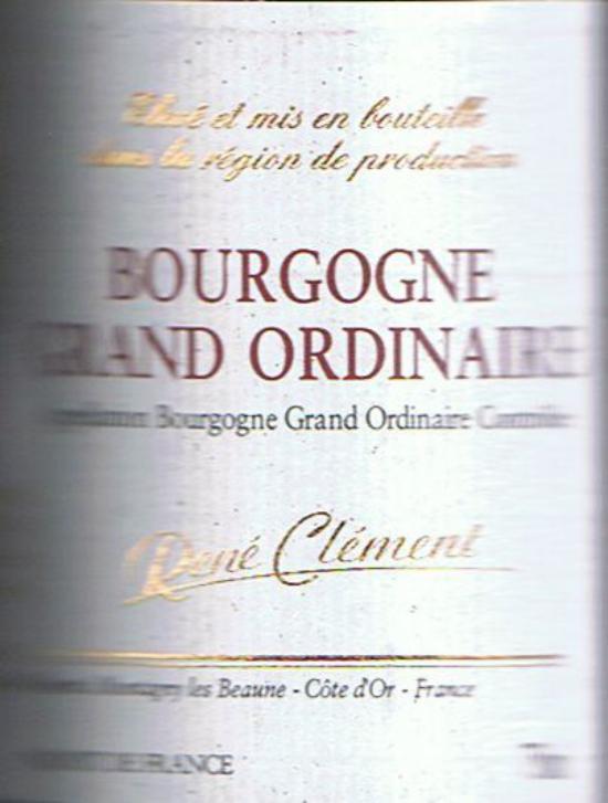 Bourgogne-Grand-Ordinaire