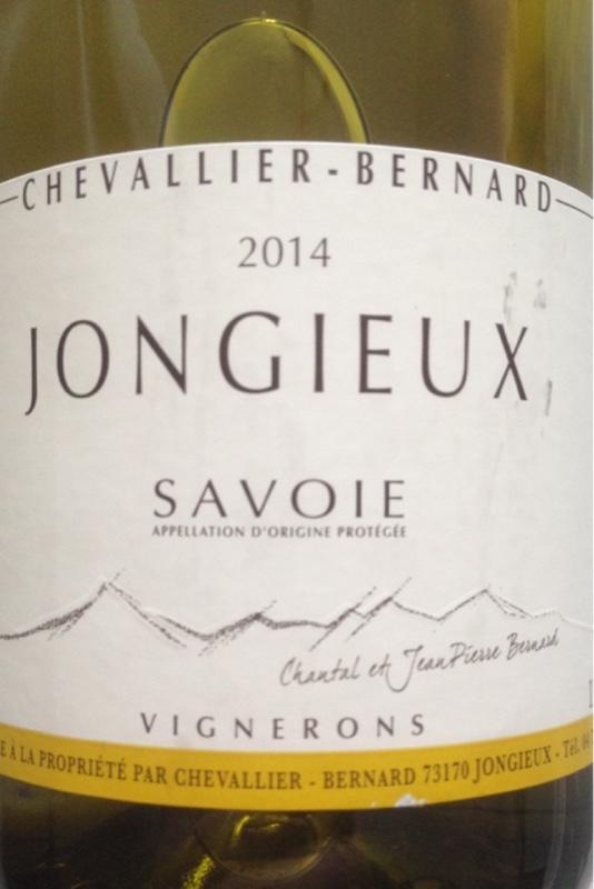 Vin-de-Savoie Jongieux