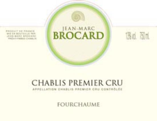 Chablis Premier Cru Fourchaume