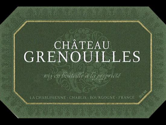 Chablis Grand Cru Grenouilles