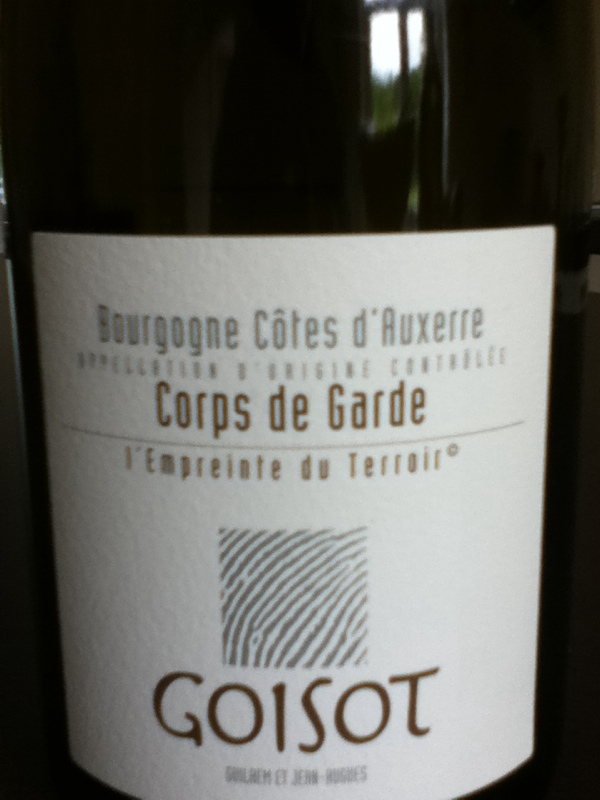 Bourgogne-Côtes-d'Auxerre