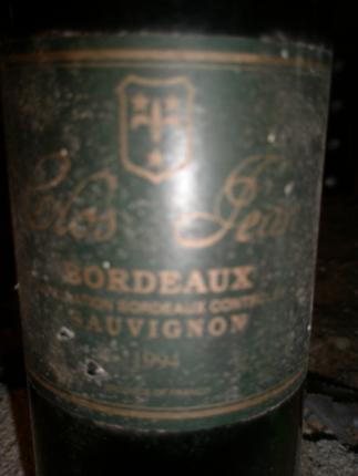 Bordeaux Sec