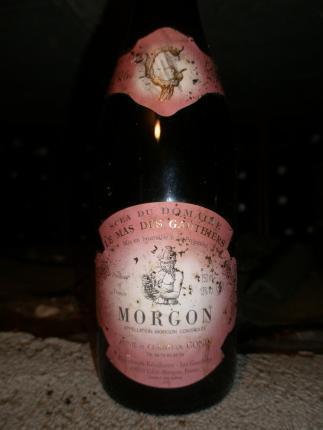 Beaujolais Villié-Morgon
