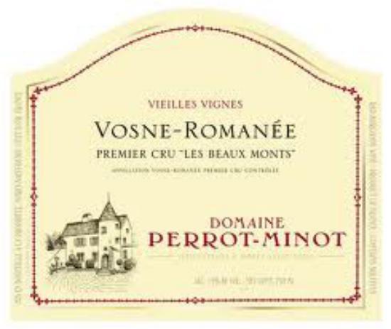 Vosne-Romanée Premier Cru  Les Beaux Monts