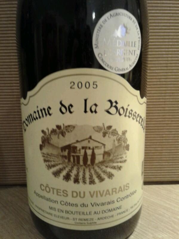 Côtes-du-Vivarais