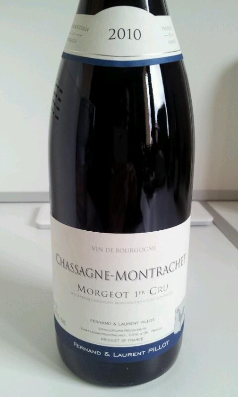 Chassagne-montrachet Premier Cru Morgeot
