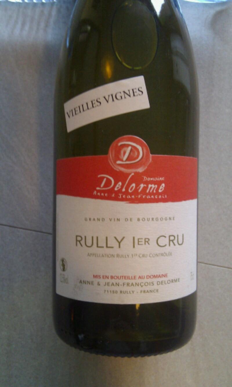 Rully Premier Cru