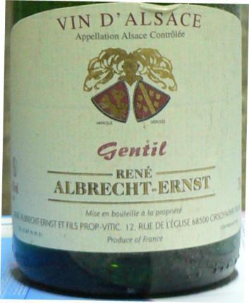 Alsace Gentil