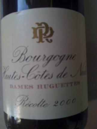 Bourgogne Hautes-Côtes de Nuits