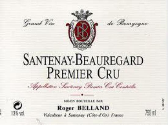 Santenay Premier Cru  Beauregard