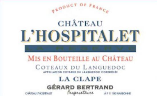 Coteaux du Languedoc La Clape