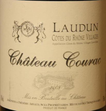 Côtes-du-Rhône-Villages Laudun
