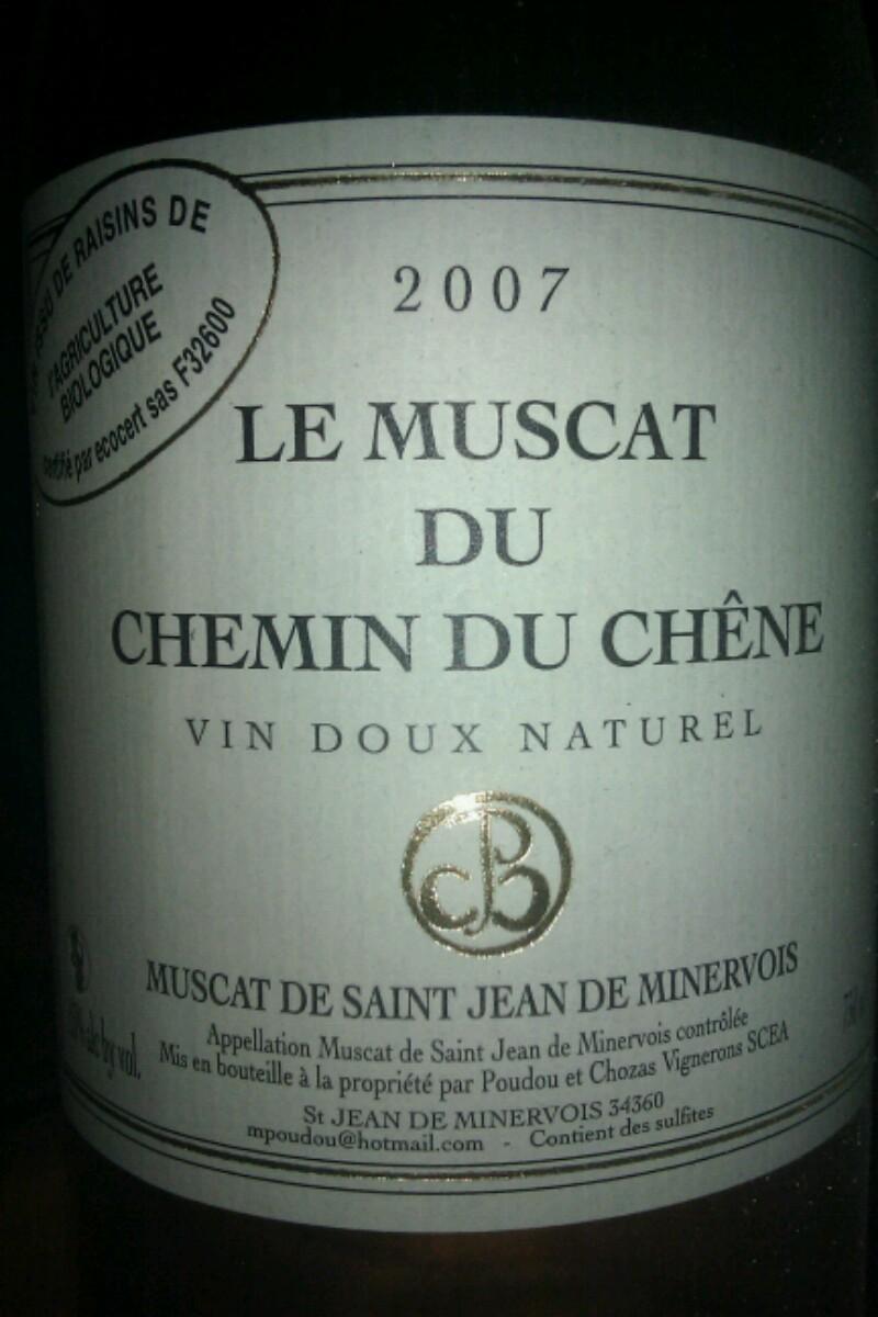 Muscat de Saint-Jean-de-Minervois