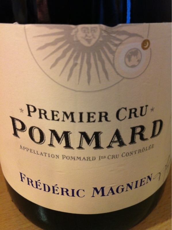 Pommard Premier Cru